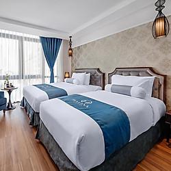 Halina Hotel 4* Đà Nẵng - Gần Biển, Hồ Bơi, Buffet Sáng, Giá Tốt Mùa Hè