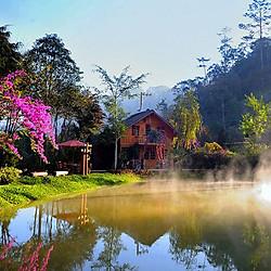 Tour Ma Rừng Lữ Quán - Làng Cù Lần - Vườn Dâu - Đường Hầm Đất Sét 01 Ngày