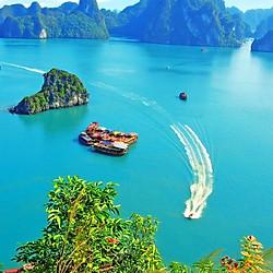 Tour Tham Quan Vịnh Hạ Long 1 Ngày Từ HN, Khởi Hành Hàng Ngày