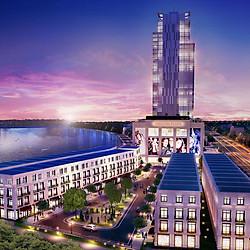 Vinpearl Cần Thơ Hotel 5* - Phòng Deluxe City View + Ăn Sáng