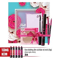Hộp Quà Trang Điểm Lung Linh Ngày Tết Za Spring Makeup Box 95514E