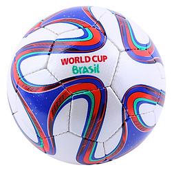 Banh Đá Da World Cup Sportslink - Trắng (Size 4)