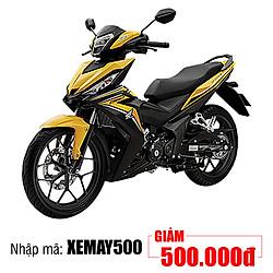 Xe Honda Winner 150 Phiên Bản Thể Thao - Vàng Đen - Tặng Nón Bảo Hiểm, Bảo Hiểm Xe Máy