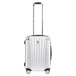 Vali Nhựa Dây Kéo Sakos Royal Suitcase-Z22 JLXM02SLZSB7 (55 x 36 cm) - Bạc