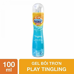 Gel Bôi Trơn Durex Play TingLing 69374 (100ml)