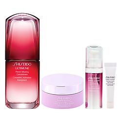 Bộ Sản Phẩm Shiseido Dưỡng Trắng Kép Shiseido Ultimune Power Infusing Concentrate - 95494G