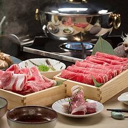 Buffet Line Gần 70 Món Châu Á Và Shabu Bò Trưa - Chef's Kitchen (Thứ 2 Đến Thứ 6)