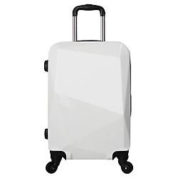 Vali Du Lịch Trip PC608 Diamond Shape Limited Edition - Trắng
