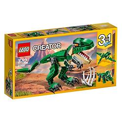 Mô Hình LEGO Creator - Bộ Khủng Long Mạnh Mẽ 31058 (174 Chi Tiết)