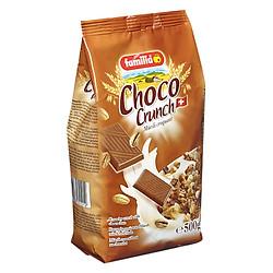 Ngũ Cốc Giòn Vị Socola Choco Crunch Familia (500g)