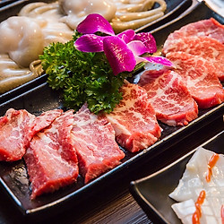 Buffet Nướng Và Lẩu Hàn - Nhật Hơn 80 Món Tại Grill & Cheer