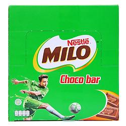 Hộp 24 Bánh Chocolate MILO Choco Bar (30g / Thanh)