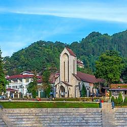 Tour HN - Sapa - Homestay 2N1Đ, Xe Fuso Limosine: Lao Chải - Tả Van - Cát Cát, Khởi Hành Hàng Ngày
