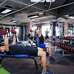 02 tháng tập Gym, Yoga không giới hạn thời gian tại Fox Fitness