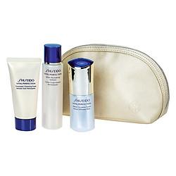 Bộ Sản Phẩm Dưỡng Trắng Và Chống Lão Hóa Chuyên Sâu Shiseido Vital-Perfection 95481G