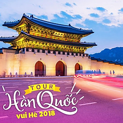 Tour Hàn Quốc 4N4Đ: Seoul - Nami - Everland, Gồm Visa, KS 5 Sao, Bay Vietjet Air