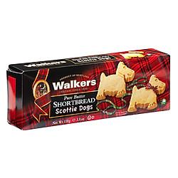 Bánh Quy Bơ Walkers Scottie Dogs (110g)