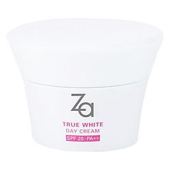 Kem Dưỡng Làm Sáng Và Đều Màu Da Ban Ngày Za True White Ex Day Cream SPF20 PA++ (40ml) - 40527