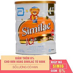 Sữa Bột Abbott Similac IQ4 (900g)