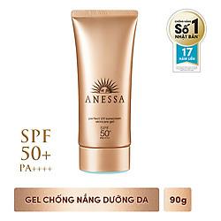 Gel Chống Nắng Dưỡng Da Anessa Perfect UV Sunscreen Skincare Gel 14585 (90g)