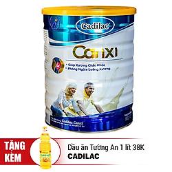 Sữa Cadilac Canxi 900g