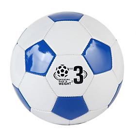 Banh đá trẻ em PVC size 3 (Mẫu cổ điển) Sportslink