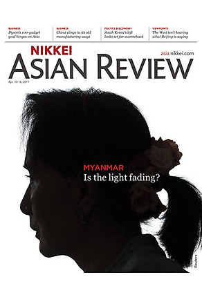 Download sách Nikkei Asian Review: Myanmar: Is The Light Fading? - 65
