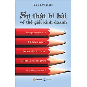 Ảnh bìa sách Sự thật bi hài về thế giới kinh doanh
