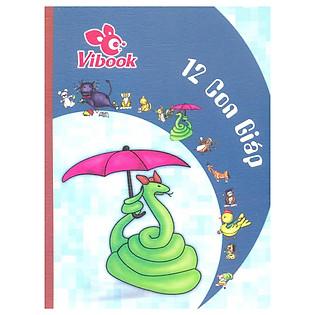 Tập Vibook 12 Con Giáp 100 Trang