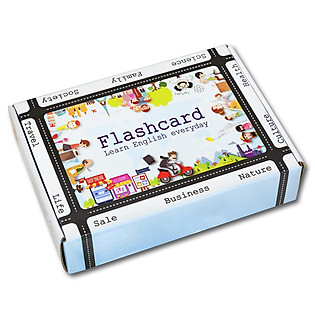 Flashcard 3000 Words OXFORD - High Quality (07B)