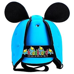 Mũ Bảo Vệ Đầu Cho Bé Headguard - Xanh Da Trời
