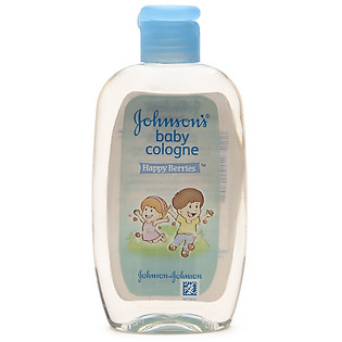 Nước Hoa Johnson'S Baby Happy Berries 21639570 (125Ml)