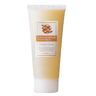 Kem Mặt Nạ Trắng Da Tinh Chất Mật Ong Ottie Honey Moisture Sweety Pack - 0108 (150Ml)