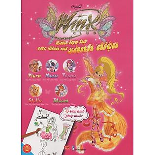 Winx Club:  Dán Hình Phép Thuật