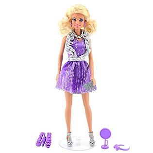 Búp Bê Barbie Thời Trang BCH56