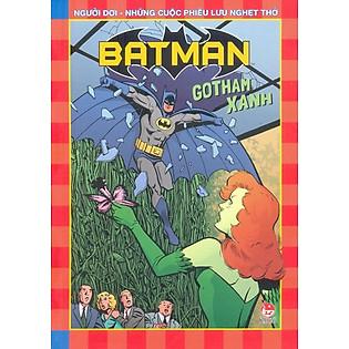 Batman - Gotham Xanh