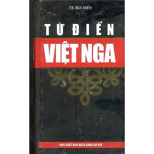 Từ Điển Việt - Nga