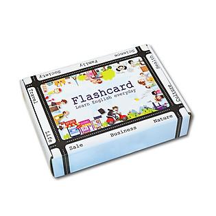 Bộ Flashcard IELTS Full Standard Kèm DVD (02AD)
