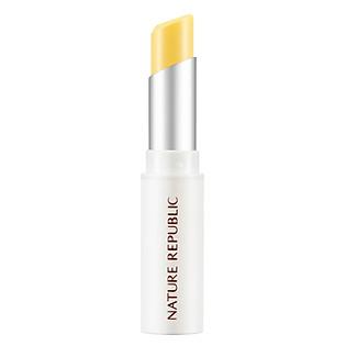Son Dưỡng Môi Nature Republic Angel Lip Balm – Màu Mango No.4 (4.5Gr)