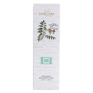 Tinh Dầu Khuếch Tán Lovely Lace Hương Fresh Linen - 04560033 (100Ml)