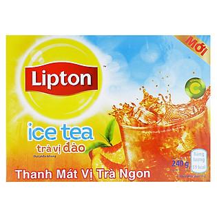Lipton Ice Tea Hương Đào (15Gx16 Gói) - 32006953