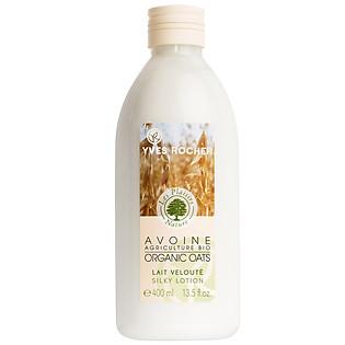 Sữa Dưỡng Thể Yến Mạch Yves Rocher Silky Lotion Oat (400Ml) - Y101035