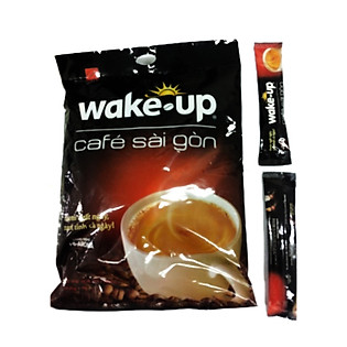 Cà Phê Wake Up Sài Gòn ( Bịch 24Gói X 19Gr)