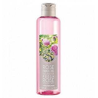 Gel Tắm Hương Hoa Hồng Yves Rocher Fresh Rose (200Ml) - Y101779