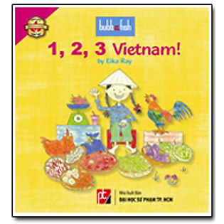 """""""Bubbafish 1, 2, 3 Việt Nam"""""""