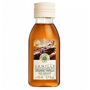 Gel Tắm Hương Vani Yves Rocher Shower Gel Vanilla (50Ml) - Y101013