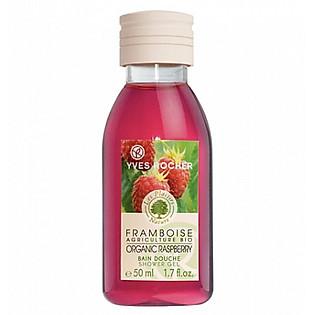 Gel Tắm Hương Mâm Xôi Đỏ Yves Rocher  Shower Gel Raspberry (50Ml) - Y101019