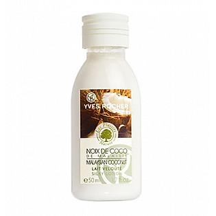 Sữa Dưỡng Thể Hương Dừa Malaysia Yves Rocher Silky Lotion Noix Coco Malaisie (50Ml) - Y101037