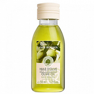Gel Tắm Hương Ô-Liu Yves Rocher Shower Gel Olive (50Ml) - Y101018
