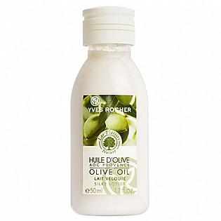 Sữa Dưỡng Thể Hương Ô Liu Yves Rocher Silky Lotion Olive (50Ml) - Y101433